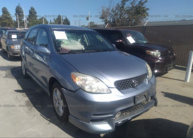 Inventory #289394185 2003 Toyota COROLLA MATRIX
