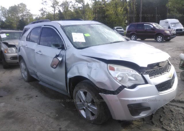 Inventory #634241774 2014 Chevrolet EQUINOX