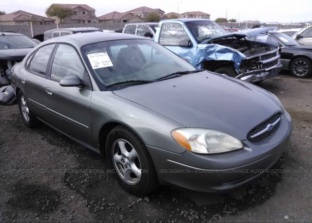 Inventory #939856901 2003 FORD TAURUS