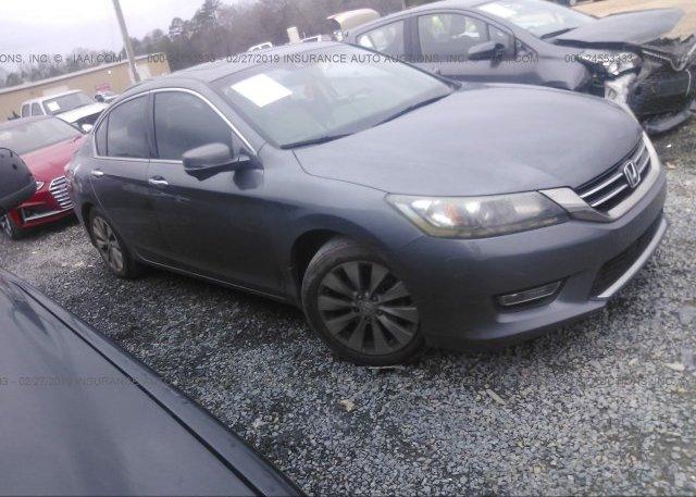 Inventory #886719151 2013 Honda ACCORD
