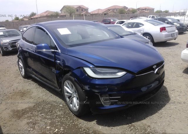 Inventory #322125911 2017 Tesla MODEL X