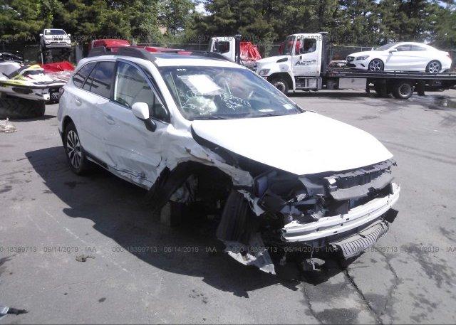 Inventory #155021630 2016 Subaru OUTBACK