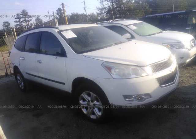 Inventory #394188738 2011 Chevrolet TRAVERSE