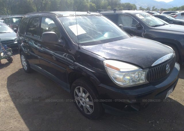 Inventory #387967156 2006 Buick RENDEZVOUS