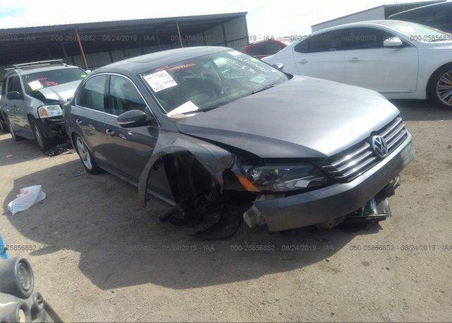 Inventory #944456354 2013 Volkswagen PASSAT
