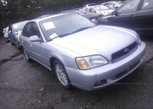 Inventory #924243525 2004 Subaru LEGACY