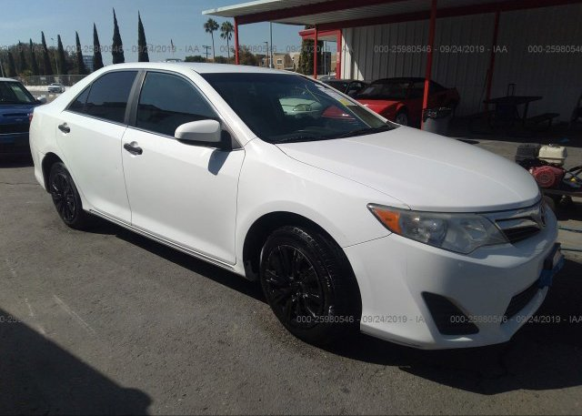Inventory #784456992 2013 Toyota CAMRY