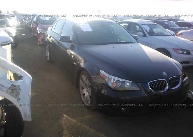 Inventory #779536765 2007 BMW 530