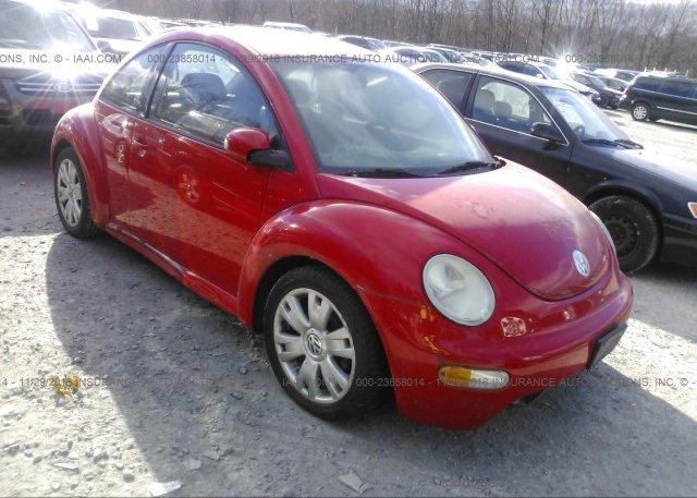 Inventory #604447624 2003 Volkswagen NEW BEETLE