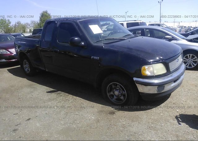 Inventory #783377444 1997 FORD F150