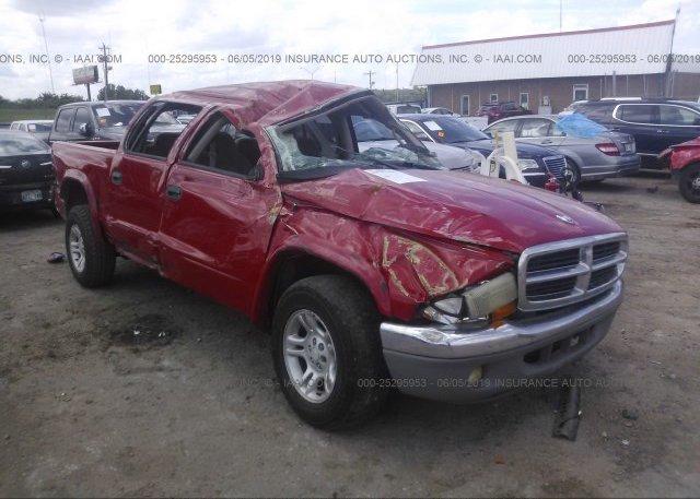 Inventory #785147389 2003 Dodge DAKOTA
