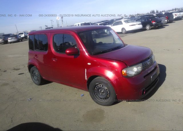 Inventory #253439977 2009 Nissan CUBE