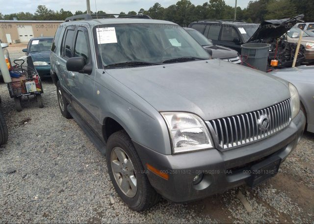 Inventory #105949770 2005 Mercury MOUNTAINEER