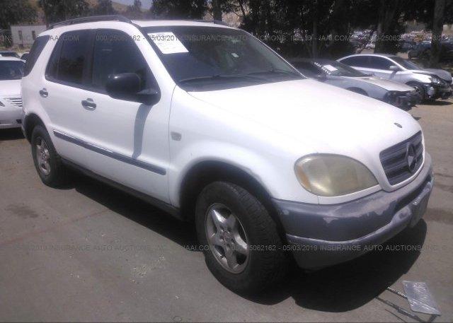 Inventory #471084805 1999 Mercedes-benz ML