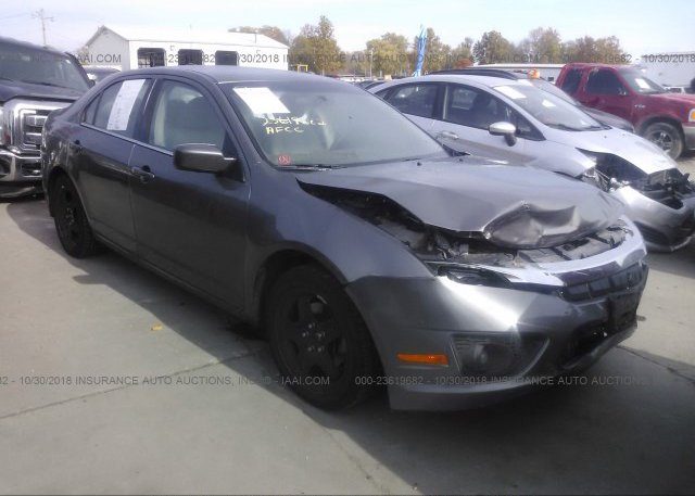 Inventory #715998971 2010 FORD FUSION