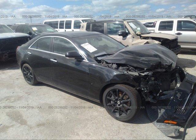 Inventory #800603936 2015 Cadillac ATS