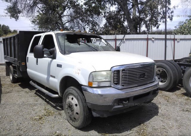 Inventory #660869211 2003 FORD F550