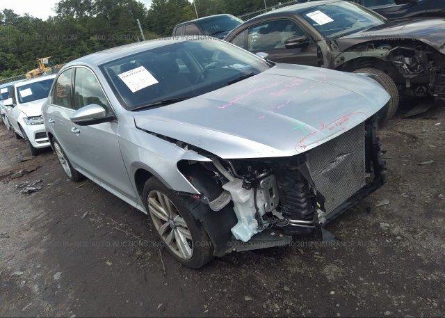 Inventory #238063926 2017 Volkswagen PASSAT