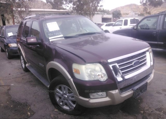 Inventory #213544093 2006 FORD EXPLORER