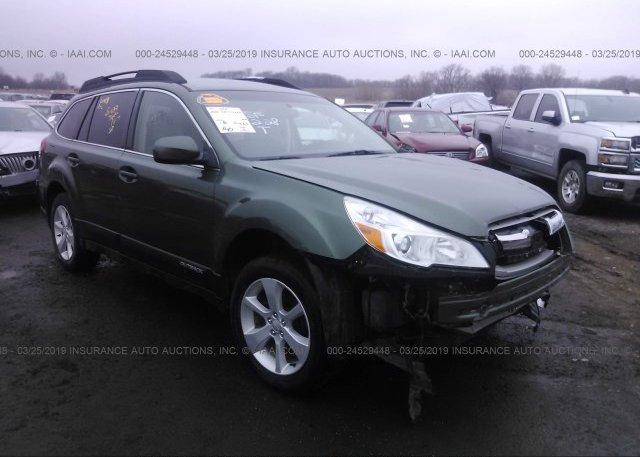 Inventory #447198886 2014 Subaru OUTBACK