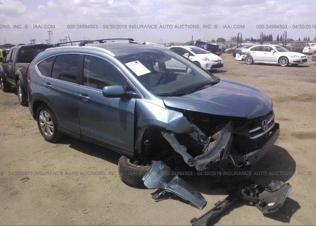 Inventory #985076974 2013 Honda CR-V