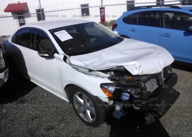 Inventory #583578071 2012 Volkswagen PASSAT