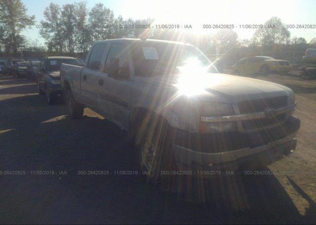 Inventory #496826206 2004 Chevrolet SILVERADO