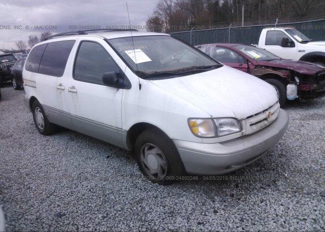 Inventory #864118680 1998 Toyota SIENNA
