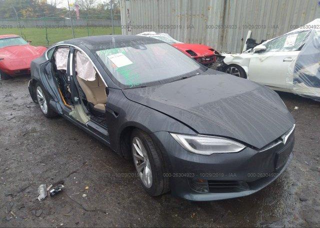 Inventory #296651669 2016 Tesla MODEL S