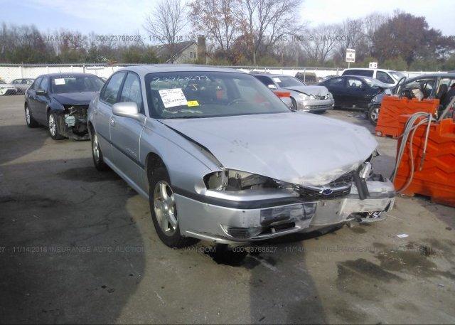 Inventory #397714339 2002 Chevrolet IMPALA