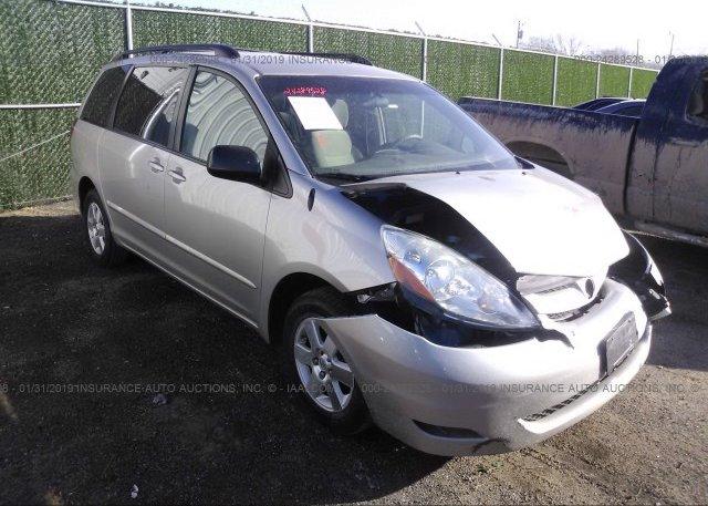 Inventory #432505033 2010 Toyota SIENNA