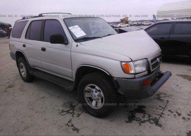 Inventory #894640103 1998 Toyota 4RUNNER