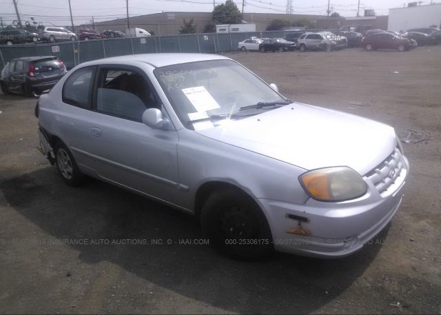 Inventory #953134943 2005 Hyundai ACCENT