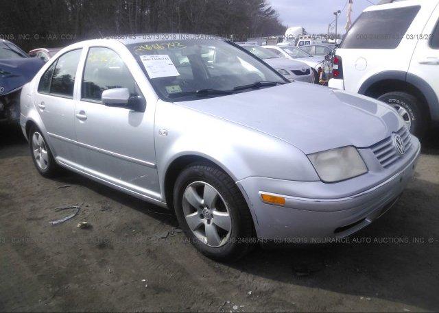 Inventory #734009591 2004 Volkswagen JETTA