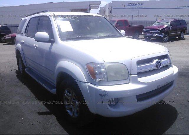 Inventory #670810515 2005 Toyota SEQUOIA