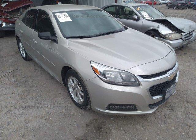 Inventory #326454546 2014 Chevrolet MALIBU
