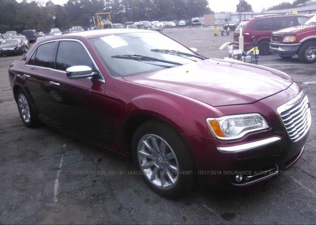 Inventory #856041841 2012 Chrysler 300