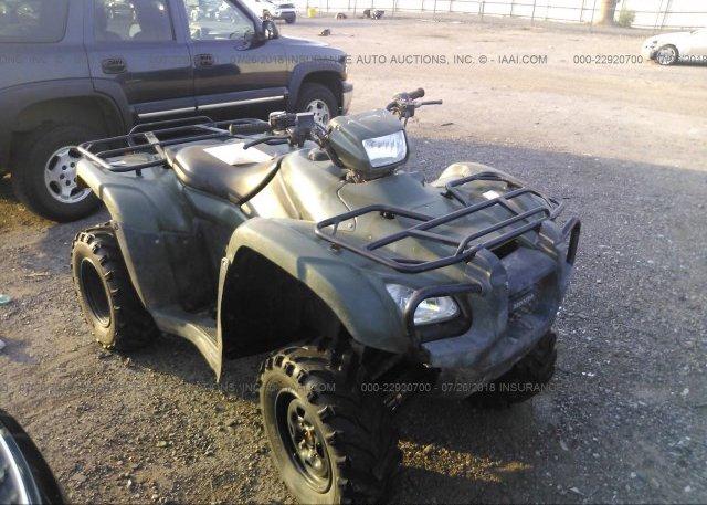 Inventory #836832162 2013 Honda TRX500