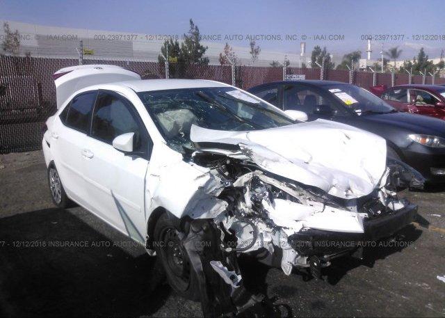 Inventory #627896209 2017 Toyota COROLLA