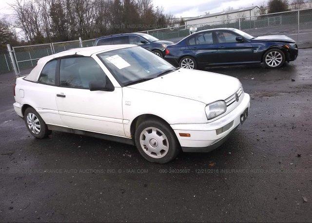 Inventory #550795347 1998 Volkswagen CABRIO