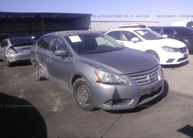 Inventory #377393785 2014 Nissan SENTRA