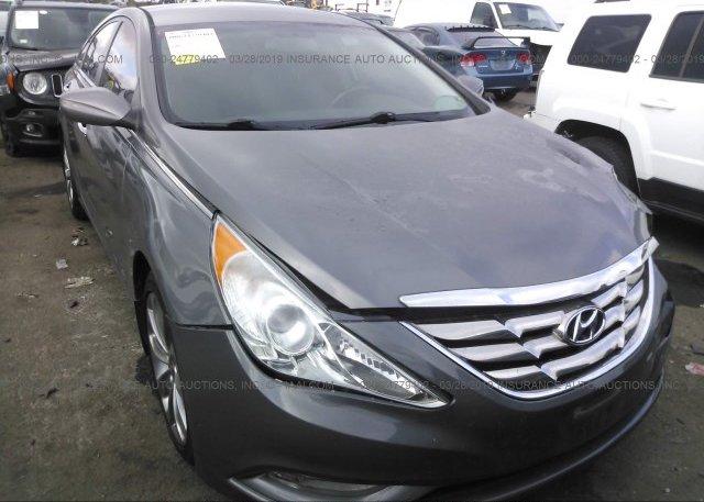 Inventory #222318014 2012 Hyundai SONATA