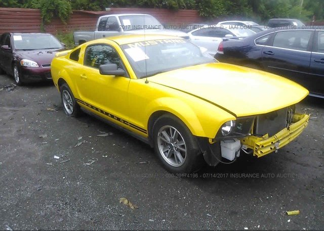 Inventory #173802743 2005 FORD MUSTANG