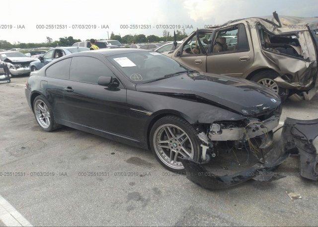 Inventory #569001820 2006 BMW 650