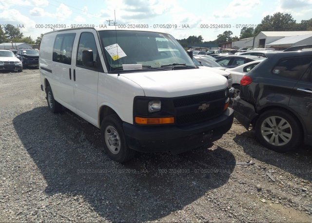 Inventory #321016707 2003 Chevrolet EXPRESS G2500