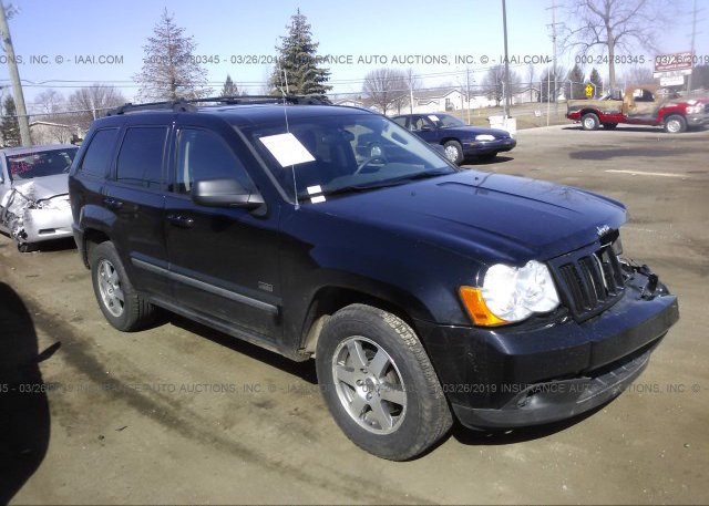 Inventory #381122065 2008 JEEP GRAND CHEROKEE