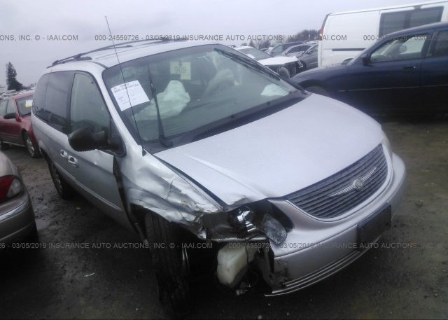 Inventory #465626404 2002 Chrysler TOWN & COUNTRY