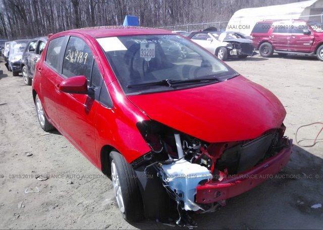 Inventory #906843390 2016 Toyota YARIS