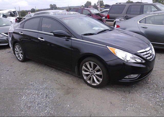 Inventory #730853223 2012 Hyundai SONATA