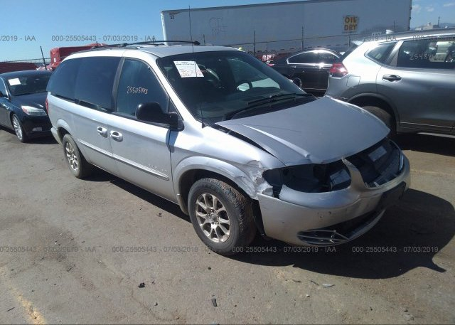 Inventory #685534716 2001 Chrysler TOWN & COUNTRY